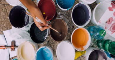 When is a good time for exterior painting?